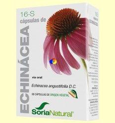 Equinácea / Echinácea - Soria Natural - 60 cápsulas
