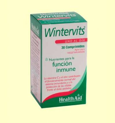 Wintervits - Sistema Inmunitario - Health Aid - 30 comprimidos