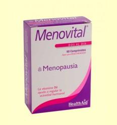 Menovital - Menopausia - Health Aid - 60 comprimidos