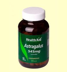 Astrágalo - Raíz Extracto extandarizado - Health Aid - 60 comprimidos
