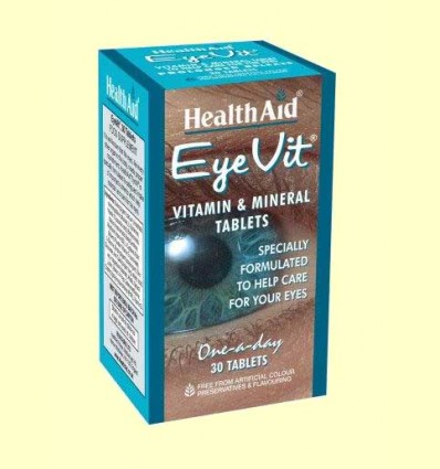 Eyevit - Health Aid - 30 comprimidos