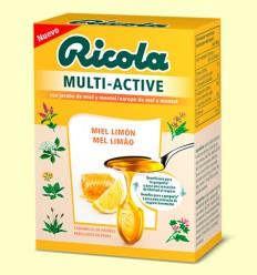 Ricola Multi-Active Miel Limón - Ricola - 51 gramos