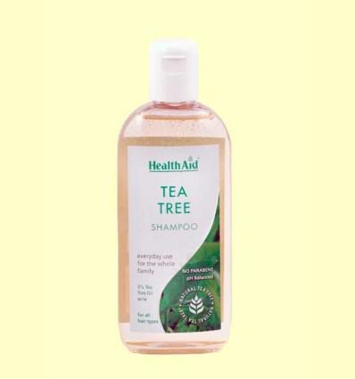 Champú de Árbol del Té - Health Aid - 250 ml