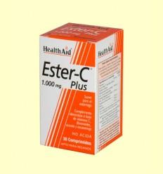 Ester C Plus 1000 mg - Health Aid - 30 comprimidos