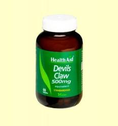Harpagofito - Raiz Extracto estandarizado + polvo - Health Aid - 60 comprimidos