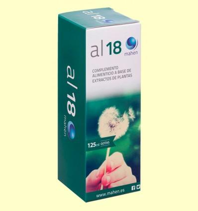 AL18 - Alergias - Mahen - 125 ml