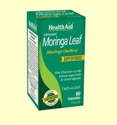 Moringa Leaf - Health Aid - 60 cápsulas