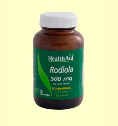 Rodiola Raíz - Health Aid - 60 comprimidos