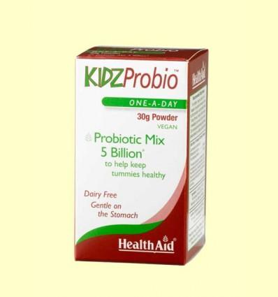 Kidzprobio (5000 millones) - Heatlh Aid - 30 gramos