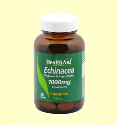 Combinación de equináceas - Health Aid - 60 comprimidos