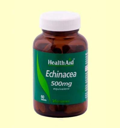 Equinácea 500 mg - Health Aid - 60 comprimidos
