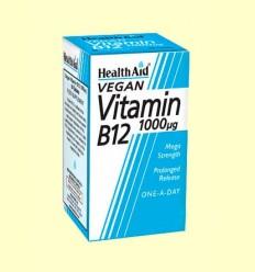 Vitamina B12 1000 ug - Health Aid - 100 comprimidos