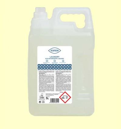 Detergente Lavadora Líquido Eco - Ecotech - 5 litros