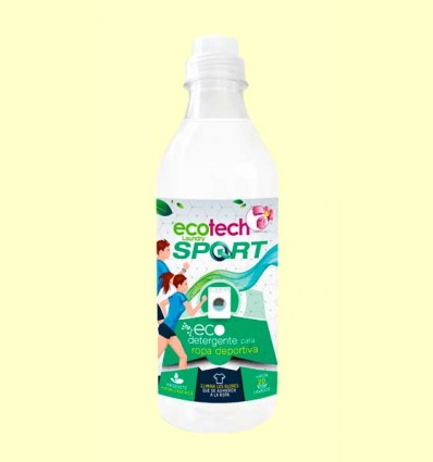 Detergente Ropa Deportiva Eco - Ecotech - 1 litro