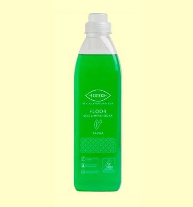 Floor Limpiador Neutro Suelo/Superficies - Ecotech - 1 litro