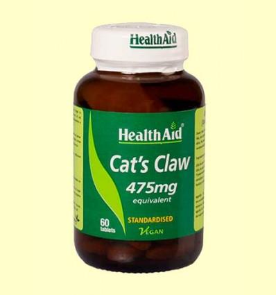 Uña de Gato - Health Aid - 60 comprimidos