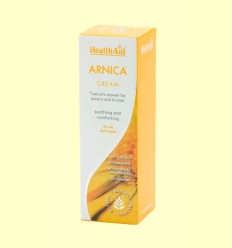 Crema de Árnica - Health Aid - 75 ml