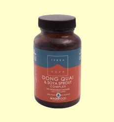 Dong Quai y Brotes de Soja Complex - Terra Nova - 100 cápsulas
