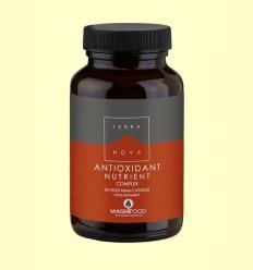 Nutrientes Antioxidantes Complex - Terra Nova - 50 cápsulas