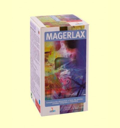 Magerlax - Regulador intestinal - Lusodiete - 100 cápsulas *