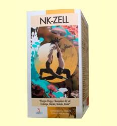 NK-Zell - Sistema inmunitario - Lusodiete - 100 cápsulas