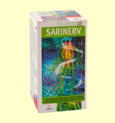 Sarinerv - Sistema Nervioso - Lusodiete - 100 cápsulas