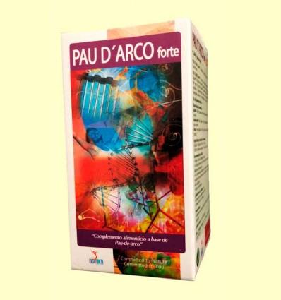 Pau D'Arco Forte - Lusodiete - 100 cápsulas