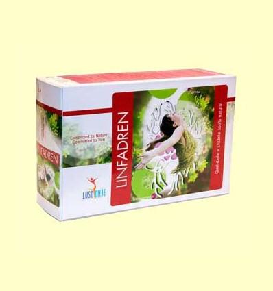 Linfadren - Depurativo - Lusodiete - 30 ampollas