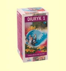 Diuryk 1 - Diurético - Lusodiete - 100 cápsulas