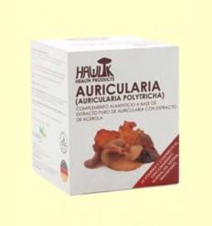 Auricularia - Hawlik - 60 cápsulas