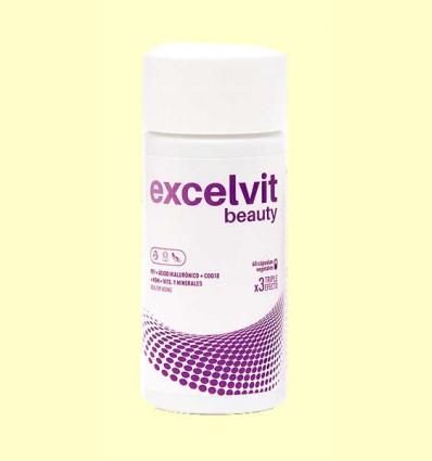 Excelvit Beauty Cápsulas - Excelvit - 60 cápsulas