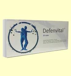 Defenvital - Margan Biotech - 20 viales