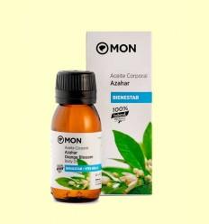 Aceite corporal de Azahar - Mon Deconatur - 60 ml