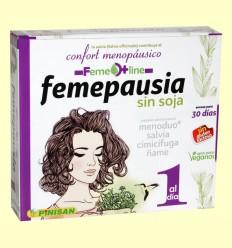 Femepausia - Pinisan Laboratorios - 30 cápsulas