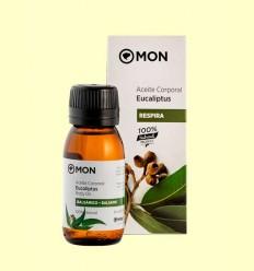 Aceite corporal natural de Eucaliptus - Mon Deconatur - 60 ml