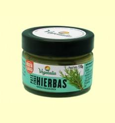 Paté de Hierbas Bio - Vegetalia - 110 gramos