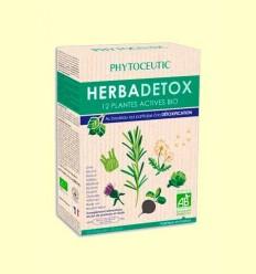 Herbadetox Bio - Phytoceutic - 20 ampollas