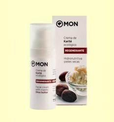 Crema facial de Karité ecológico - Mon Deconatur - 50 ml