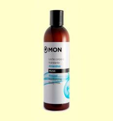 Leche corporal hidratante de Almendras y Musk - Mon Deconatur - 300 ml