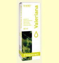 Valeriana Fitoextract Concentrado - Eladiet - 50 ml