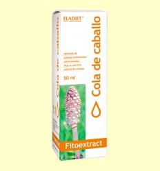 Cola de Caballo Fitoextract Concentrado - Eladiet - 50 ml