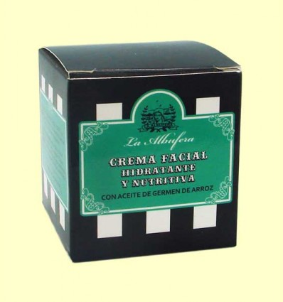 Crema Facial Hidratante - La Albufera - 50 ml