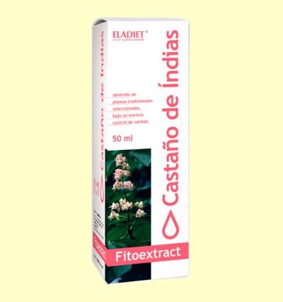Castaño de Indias Fitoextract Concentrado - Eladiet - 50 ml