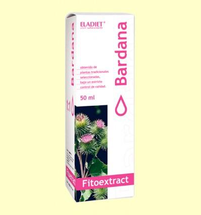 Bardana Fitoextract Concentrado - Eladiet - 50 ml