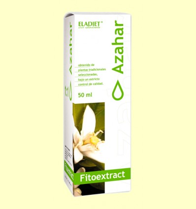 Azahar Fitoextract Concentrado - Eladiet - 50 ml
