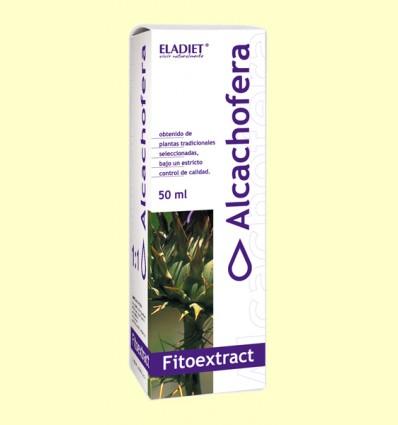 Alcachofera Fitoextract Concentrado - Eladiet - 50 ml