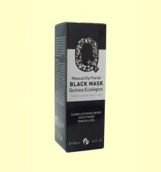 Mascarilla facial Negra de Quinoa - Van Horts - 100 ml