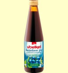 Zumo de Arándanos Azules Bio - Voelkel - 330 ml