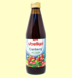 Zumo de Arándanos Rojos Bio - Voelkel - 330 ml