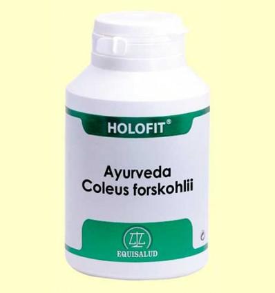 Holofit Ayurveda Coleus Forskohlii - Equisalud - 180 cápsulas